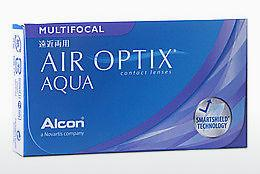 Contactlenzen Alcon AIR OPTIX AQUA MULTIFOCAL (AIR OPTIX AQUA MULTIFOCAL AOM6H)