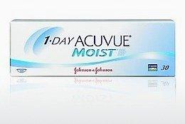 Contactlenzen Johnson & Johnson 1 DAY ACUVUE MOIST 1DM-90P-REV