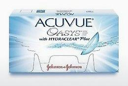 Contactlenzen Johnson & Johnson ACUVUE OASYS with HYDRACLEAR Plus PH-12P-REV