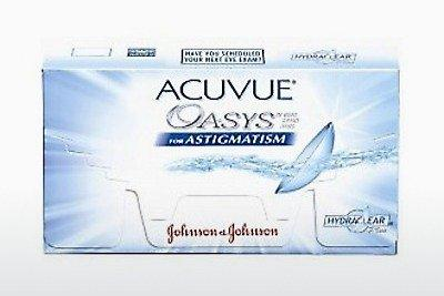Contactlenzen Johnson & Johnson ACUVUE ADVANCE for ASTIGMATISM (ACUVUE ADVANCE for ASTIGMATISM AGT-6P-REV)