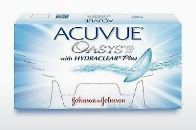 Contactlenzen Johnson & Johnson ACUVUE OASYS with HYDRACLEAR Plus PH-6P-REV