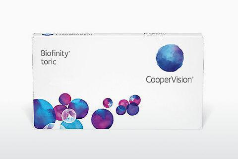 Contactlenzen Cooper Vision Biofinity toric BFNTR6