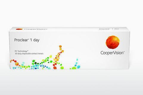 Contactlenzen Cooper Vision Proclear 1 day PCSP90