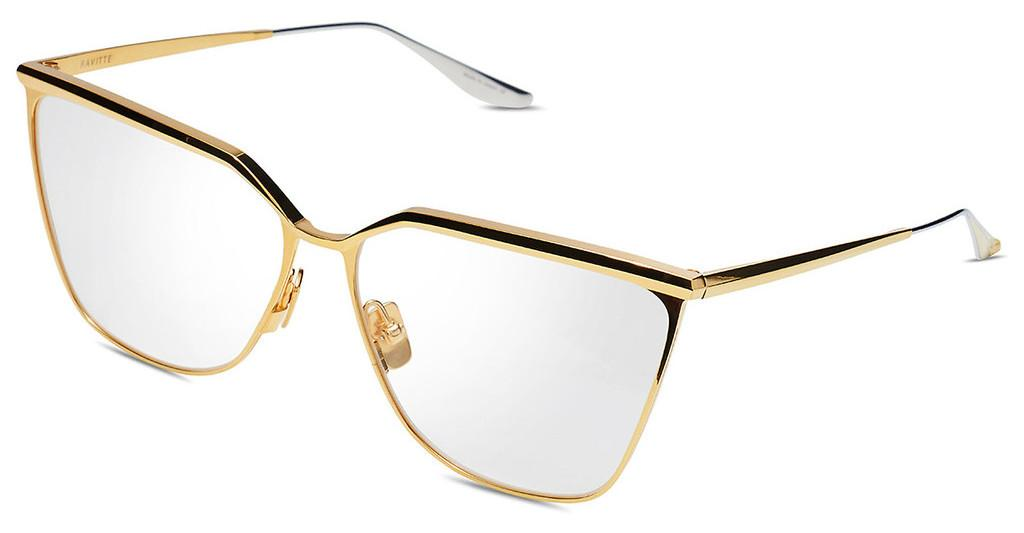 DITA   DTX-140 01A Yellow Gold