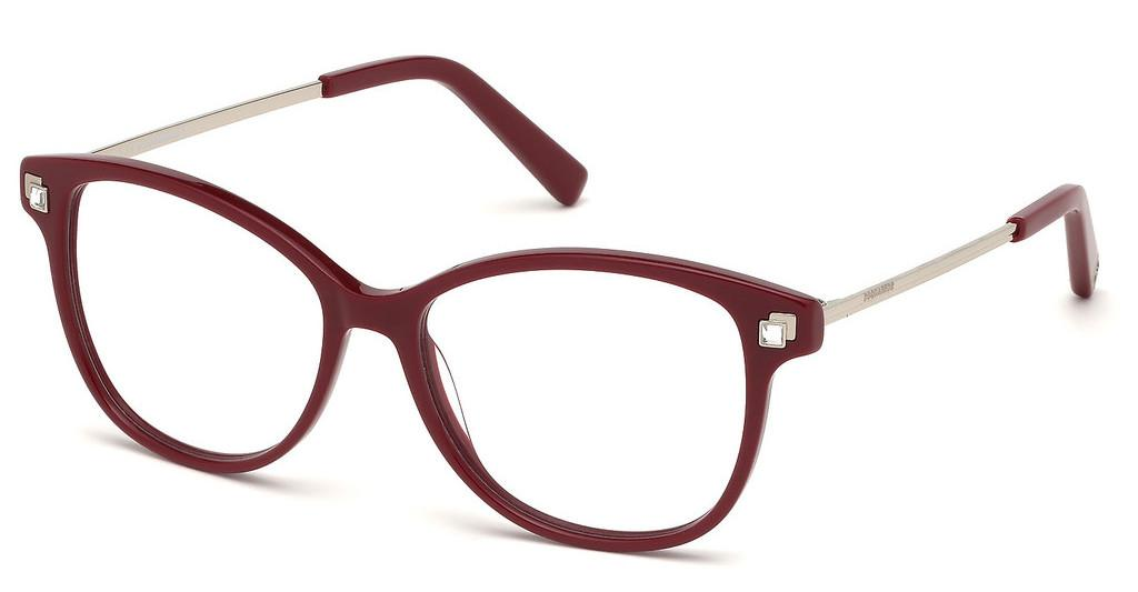 Dsquared   DQ5287 066 rot glanz