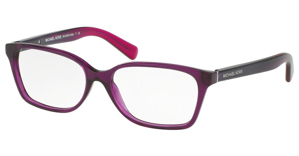 Michael Kors   MK4039 3222 TRANSPARENT PURPLE