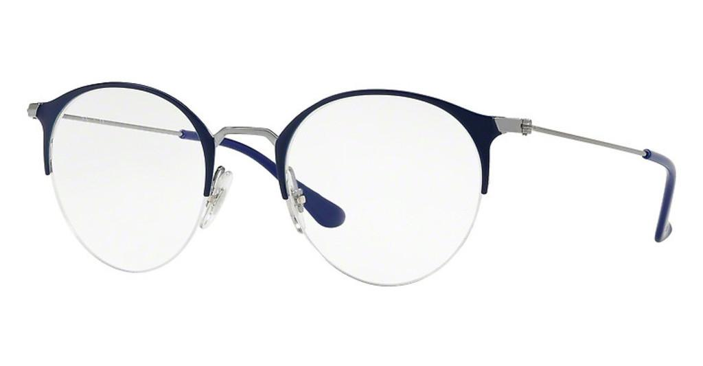 Ray-Ban   RX3578V 2906 GUNMETAL/SHINY BLUE