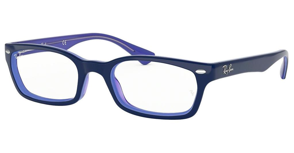 Ray-Ban   RX5150 5776 BLUE TRASPARENT VIOLET