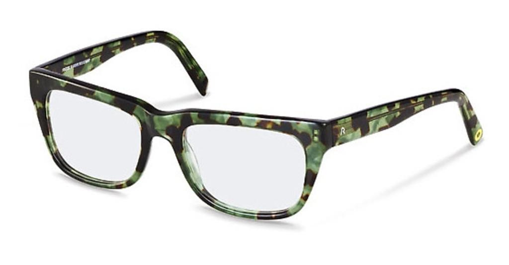 Rocco by Rodenstock   RR414 B green structured