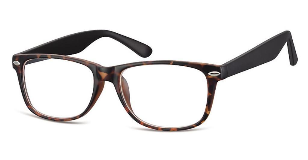Sunoptic   CP169 H Matt Black/Burgundy