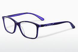 Designerbrillen Oakley SHOWDOWN (OX1098 109802) - Paars, Doorzichtig