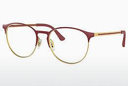 Designerbrillen Ray-Ban RX6375 2982 - Goud, Rood