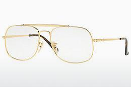 Designerbrillen Ray-Ban The General (RX6389 2500) - Goud