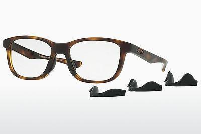 Designerbrillen Oakley CROSS STEP (OX8106 810604) - Bruin, Havanna