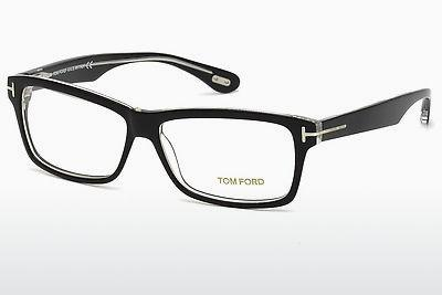 Designerbrillen Tom Ford FT5146 003 - Zwart, Transparent