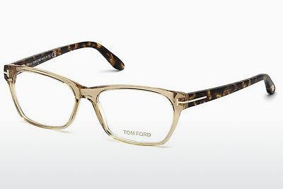 Designerbrillen Tom Ford FT5405 045 - Bruin, Bright, Shiny