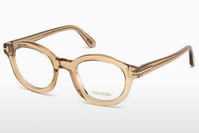 Designerbrillen Tom Ford FT5460 045 - Bruin, Bright, Shiny