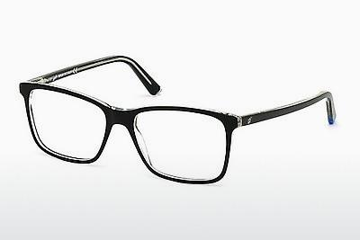 Designerbrillen Web Eyewear WE5172 003 - Zwart, Transparent