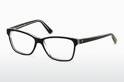 Designerbrillen Web Eyewear WE5182 003 - Zwart, Transparent