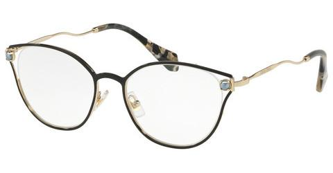 Designerbrillen Miu Miu CORE COLLECTION (MU 53QV 1AB1O1)