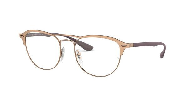 Ray-Ban   RX3596V 2998 LIGHT BROWN TOP ON MATTE