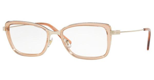 Versace   VE1243 1401 PALE GOLD/BROWN TRANSP