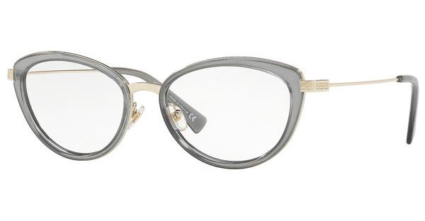 Versace   VE1244 1399 PALE GOLD/GREY TRANSP