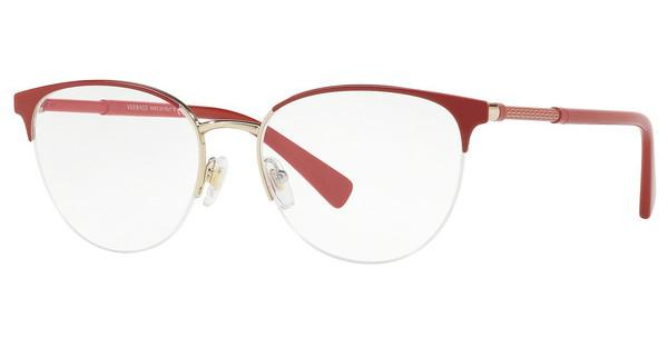 Versace   VE1247 1408 RED/PALE GOLD