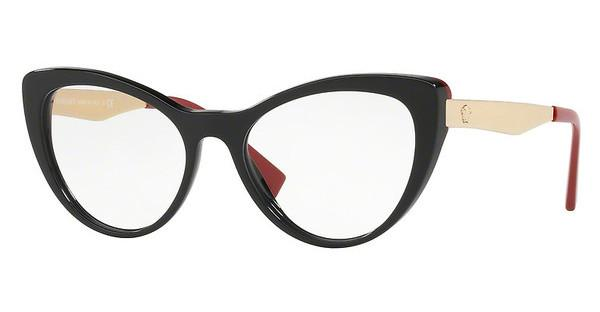 Versace   VE3244 5239 BLACK/RED