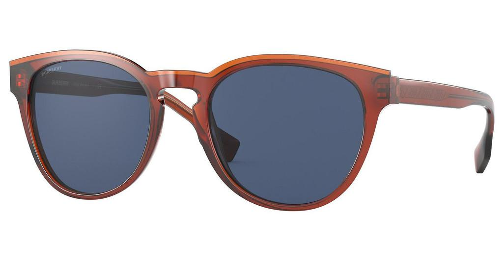 Burberry   BE4310 384680 BLUETRANSPARENT BROWN