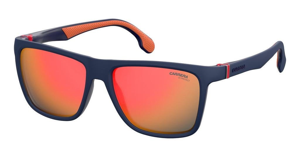 Carrera   CARRERA 5047/S FLL/UW ORANGE FLASH MLMTT BLUE