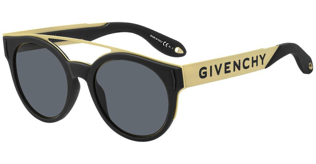 Givenchy   GV 7017/N/S 2M2/IR GREYBLK GOLD