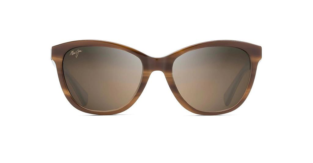 Maui Jim   Canna Readers H769-03T20 HCL Bronze Sphere 2.0Tortoise with White and Blue