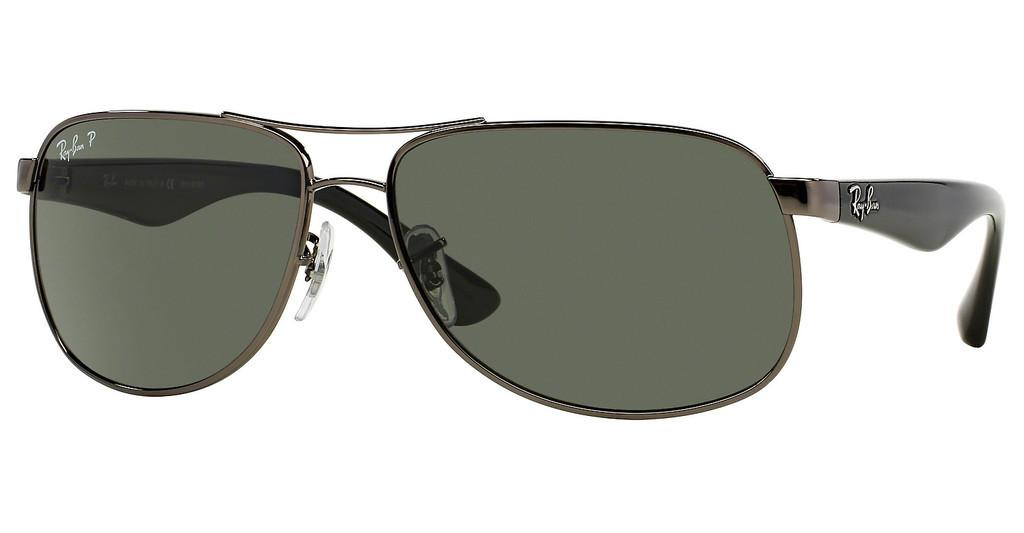 Ray-Ban   RB3502 004/58 GREEN POLARIZEDGUNMETAL
