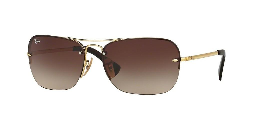 Ray-Ban   RB3541 001/13 BROWN GRADIENTGOLD