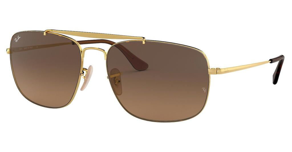 Ray-Ban   RB3560 910443 BROWN GRADIENT GREYHAVANA