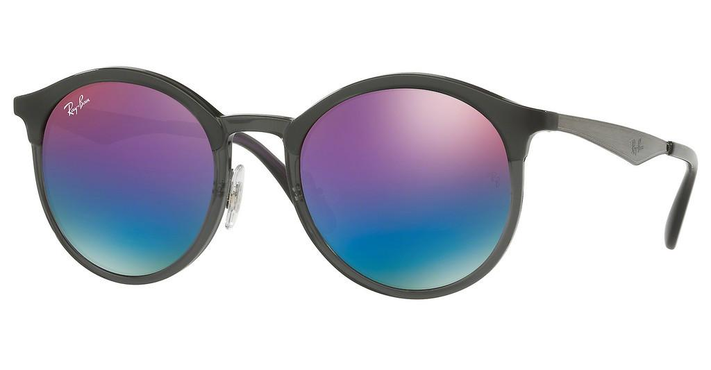 Ray-Ban   RB4277 6324B1 GREEN MIRROR BLUE GRAD VIOLETMATTE GREY