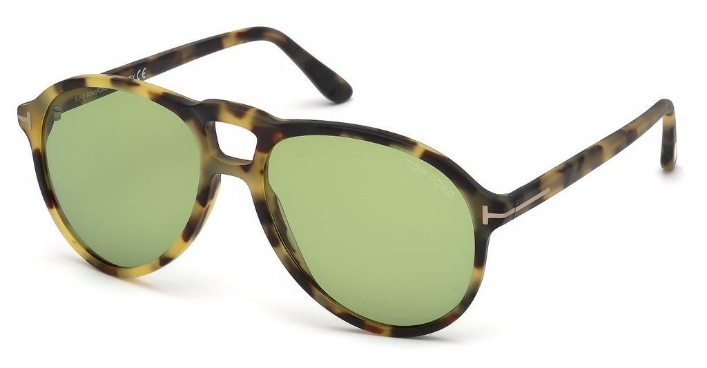 Tom Ford   FT0645 56N grünhavanna