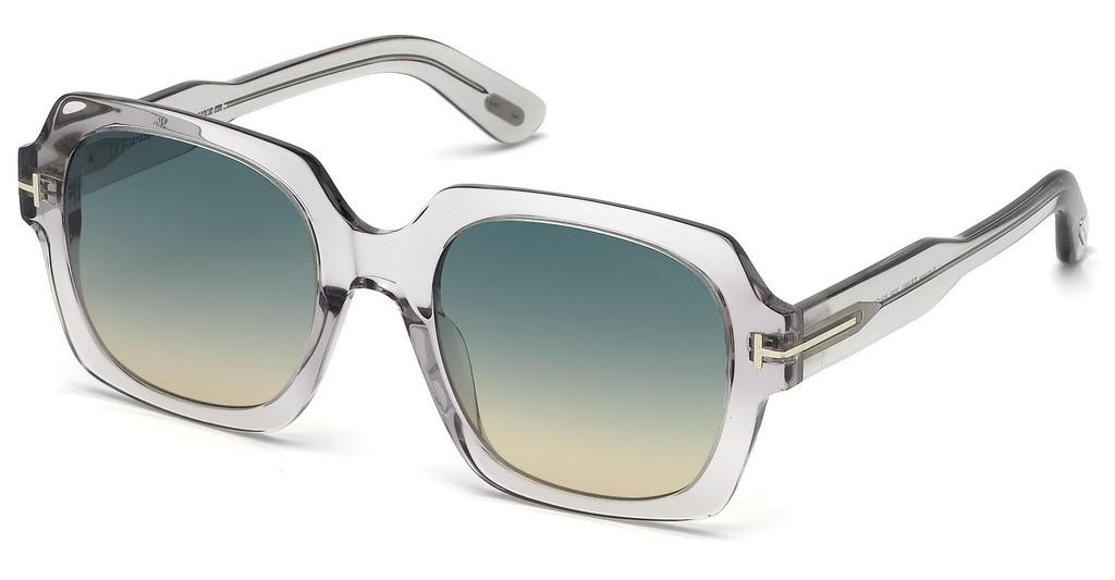 Tom Ford   FT0660 20P anderegrau