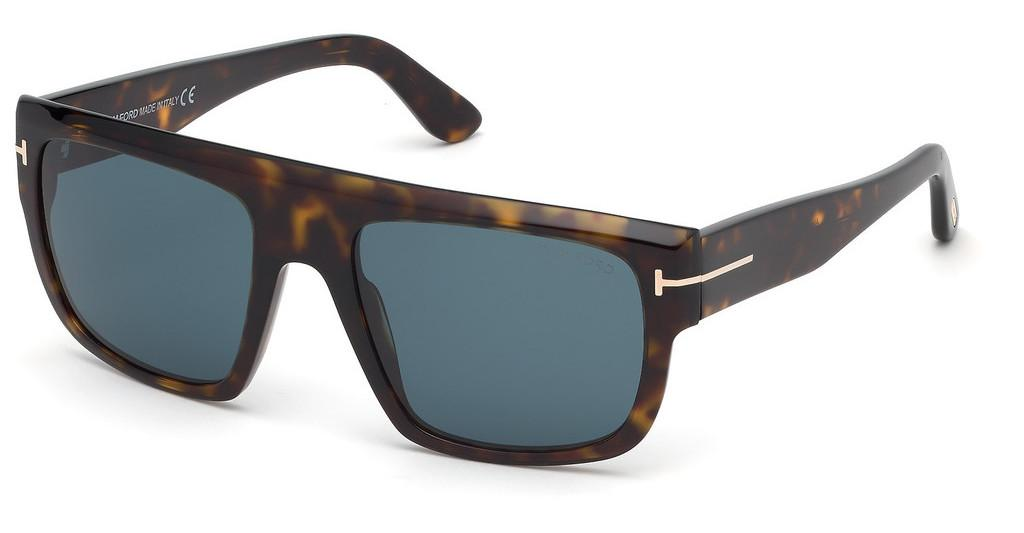 Tom Ford   FT0699 52V blauhavanna dunkel