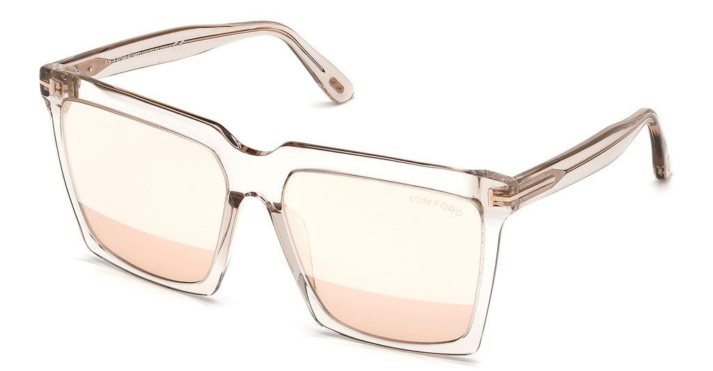 Tom Ford   FT0764 20Z anderegrau