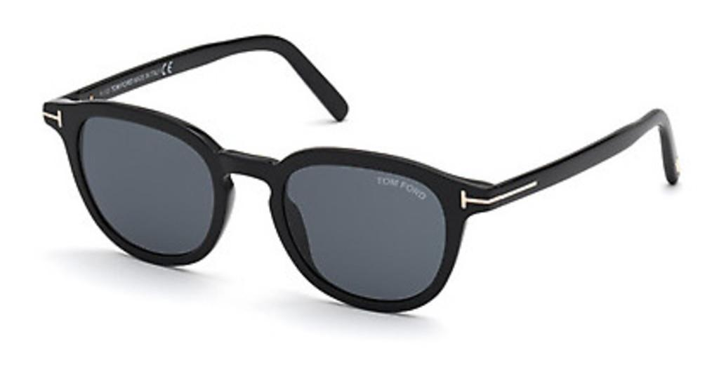 Tom Ford   FT0816 01A grauschwarz glanz
