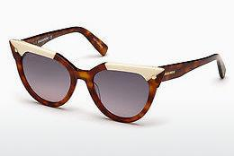 Zonnebril Dsquared DQ0277 53B - Havanna, Yellow, Blond, Brown