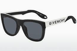 Zonnebril Givenchy GV 7016/N/S 80S/IR - Zwart, Wit