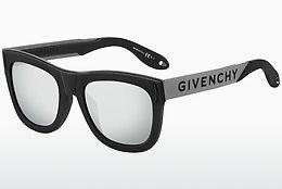 Zonnebril Givenchy GV 7016/N/S BSC/T4 - Zwart, Zilver