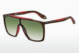 Zonnebril Givenchy GV 7040/S TFG/CX - Bruin, Rood