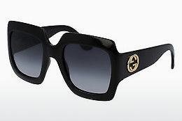 Zonnebril Gucci GG0053S 001