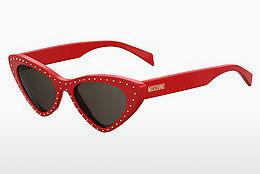 Zonnebril Moschino MOS006/S C9A/IR - Rood