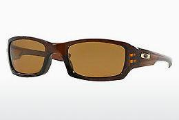 Zonnebril Oakley FIVES SQUARED (OO9238 923808) - Bruin