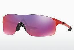 Zonnebril Oakley Evzero Pitch (OO9383 938305) - Rood